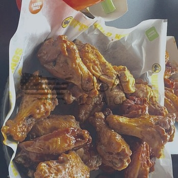 Traditional Wings, Large, Salt And Vinegar photo