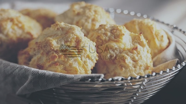 Biscuits, Garlic Cheese photo