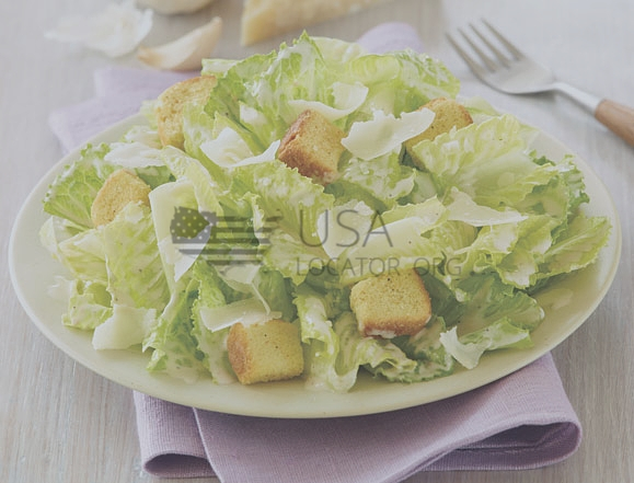 Caesar Salad - Kids photo
